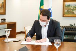 Governo do Paraná anuncia investimento de R$ 1,8 milhão para área da agricultura